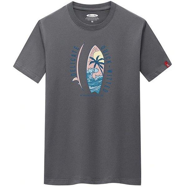Camiseta Surf - 5 cores