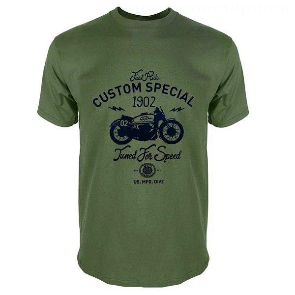 Camiseta Special - 7 cores