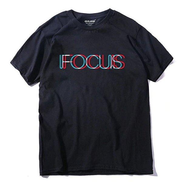 Camiseta Focus - 6 cores