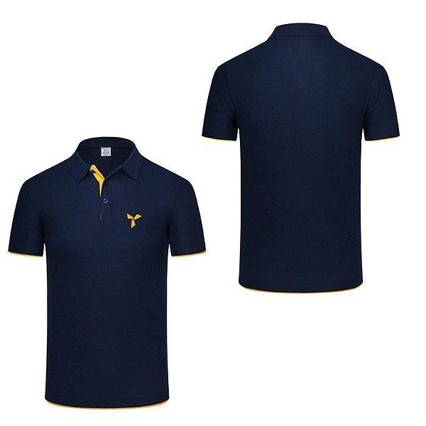 Camiseta Polo Basic - 8 cores