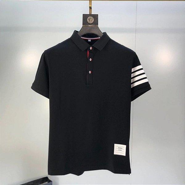 Camiseta Polo French - 3 cores
