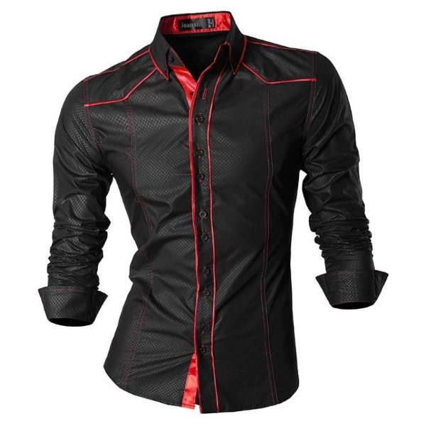 Camisa Slim Fit Style - 3 cores