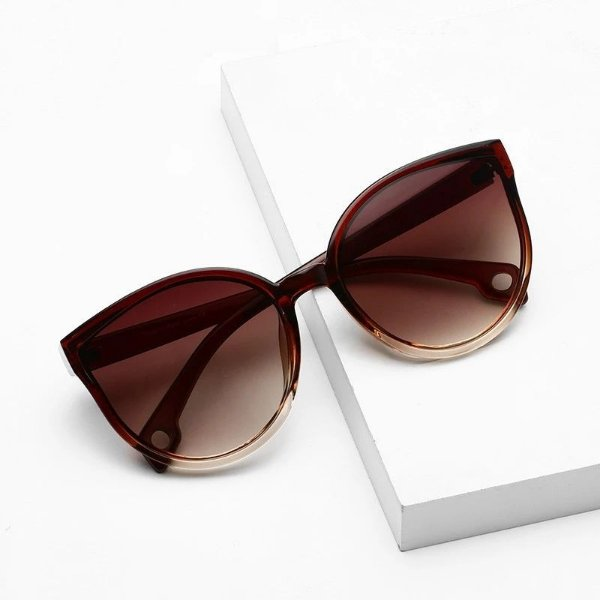 Óculos de Sol Cat Eye - 6 cores