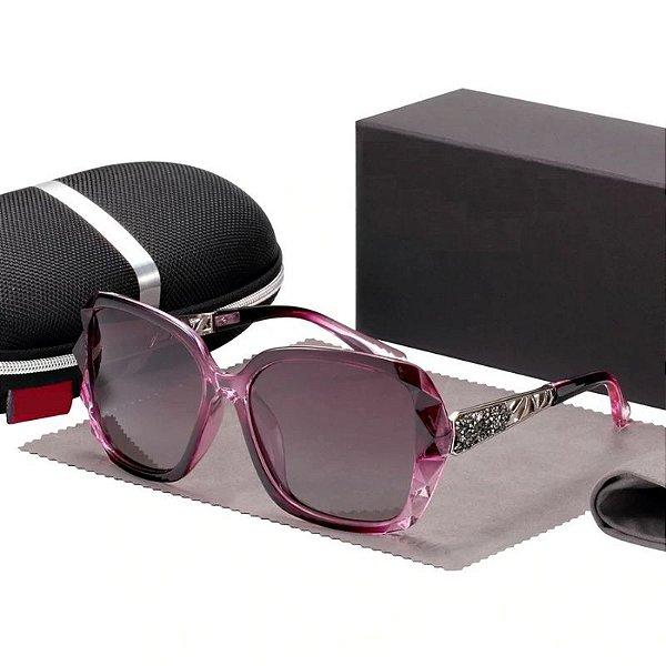 Óculos de Sol Crystal - 6 cores