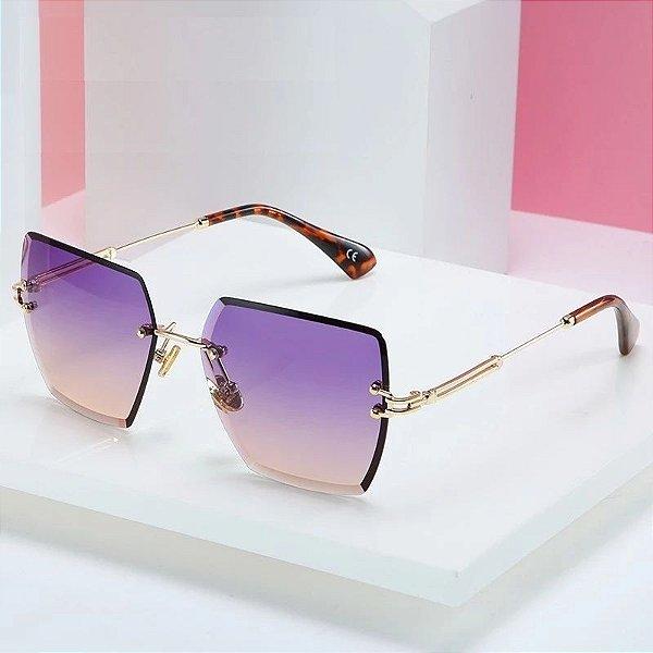 Óculos de Sol Golden Fashion - 6 cores