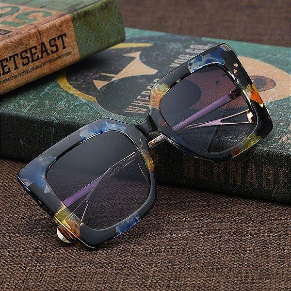 Óculos Super Square - 7 cores