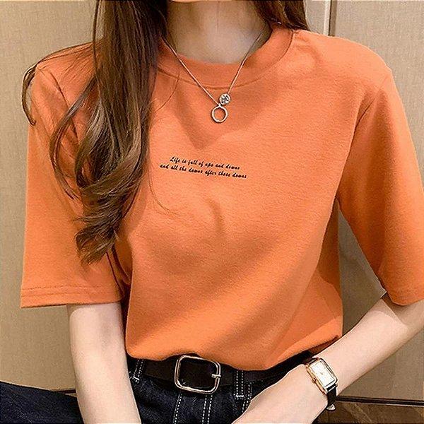 T-shirt Life - 4 cores