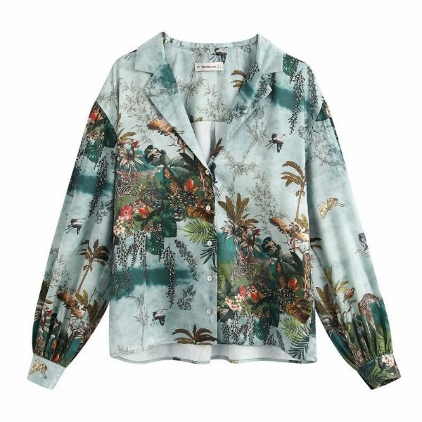 Camisa Wild Animals