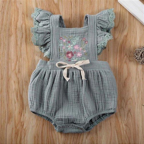 Body Linho Baby - 2 cores