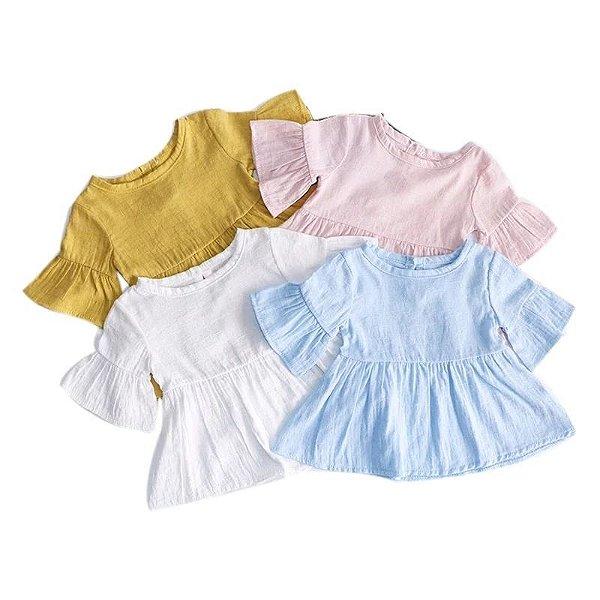 Bata Soltinha Infantil - 5 cores