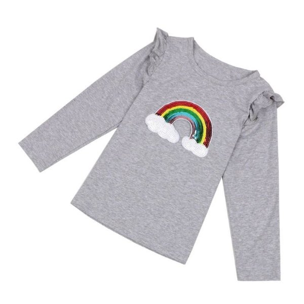 Blusa Rainbow Babadinhos - 4 cores