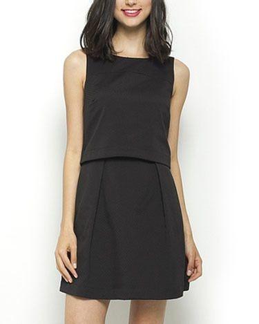 Vestido Preto Clássico
