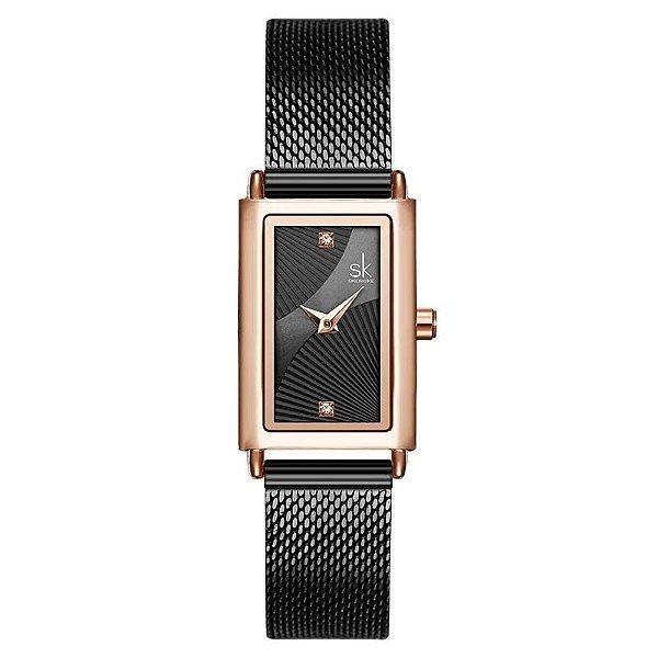 Relógio Feminino Long - 3 cores