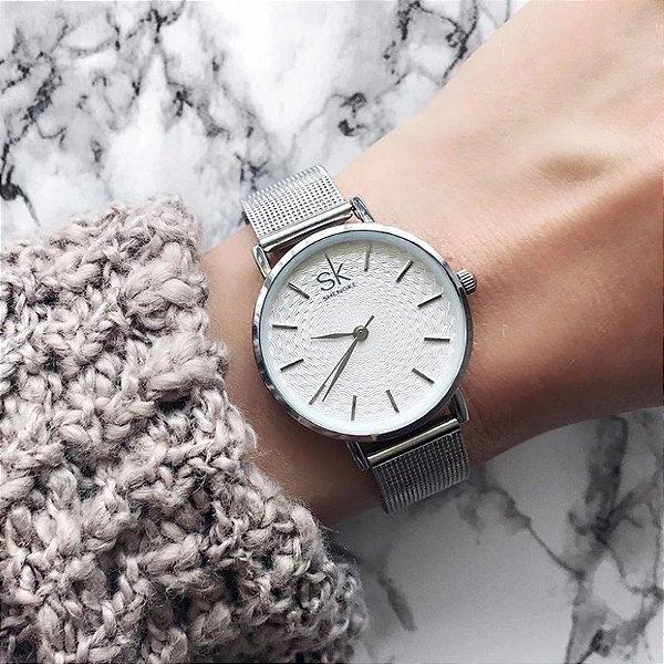 Relógio SK Luxury - 3 cores