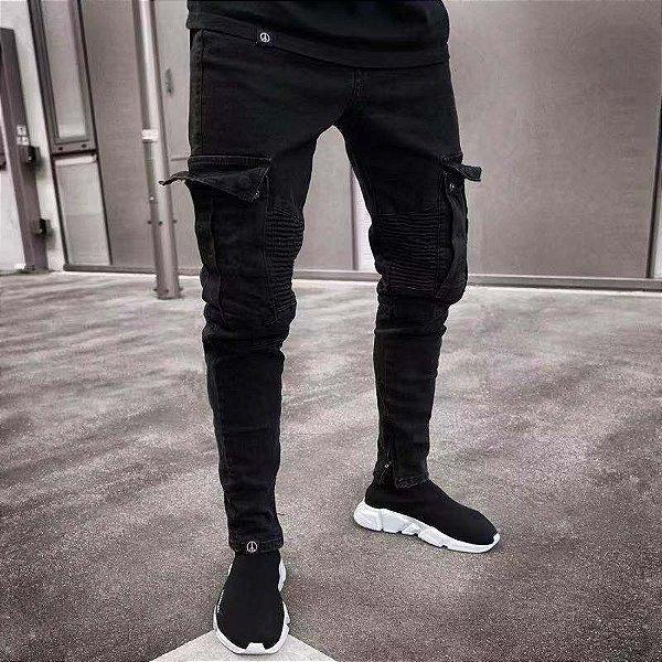 Calça Jeans Black Style