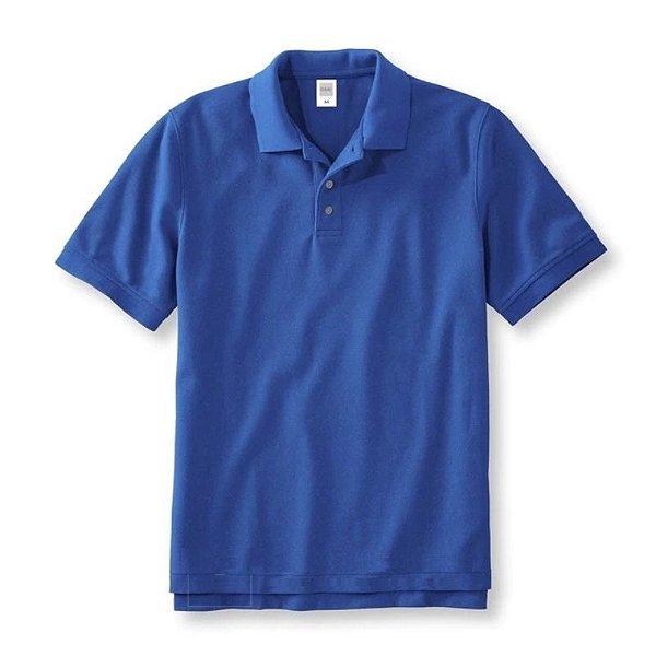 Camiseta Polo Basic Man - 6 cores