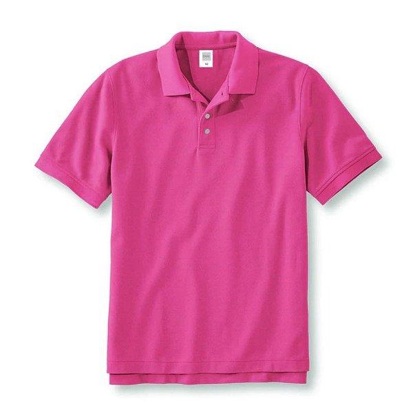 Camiseta Polo Basic - 5 cores