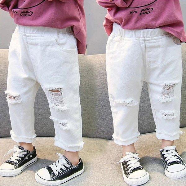 Calça Jeans Clear Baby