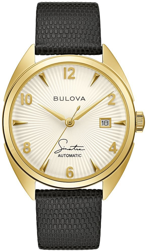 Bulova Frank Sinatra 97B196