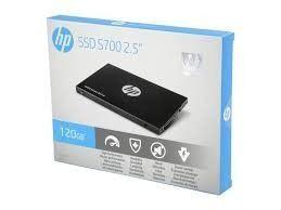 HD SSD 120GB HP S700 2.5 SAT3 2DP97AA#ABC