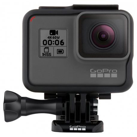 Filmadora GoPro Hero6 Black CHDHX-60