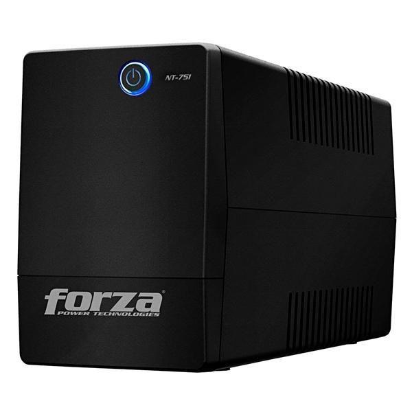 Nobreak Forza NT-751 750VA de 375W com Proteção Nível 5 de 25 Minutos 110V - Preto