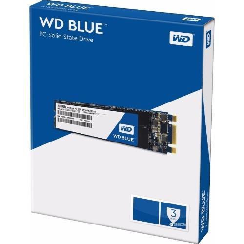 HD SSD de 1TB Western Blue SATA3 - WDS100T1B0B - Solid State Drive