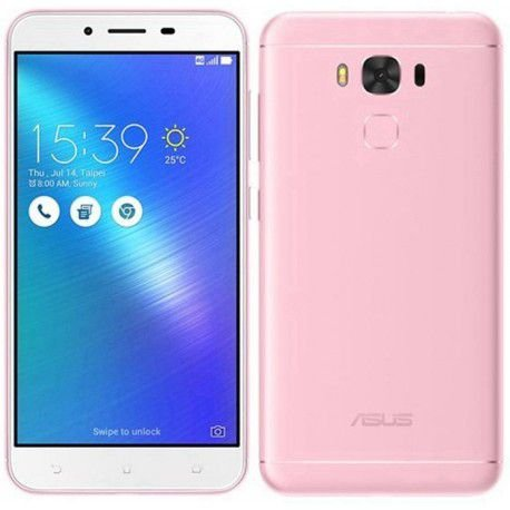 "Smartphone Asus Zenfone 3 Max ZC553KL 32GB LTE Dual Sim Tela 5.5 ""FHD Câm.16MP8MP"
