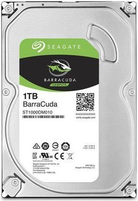 "HD INTERNO SEAGATE BARRACUDA - 3.5"" - 1TB - SATA 3"