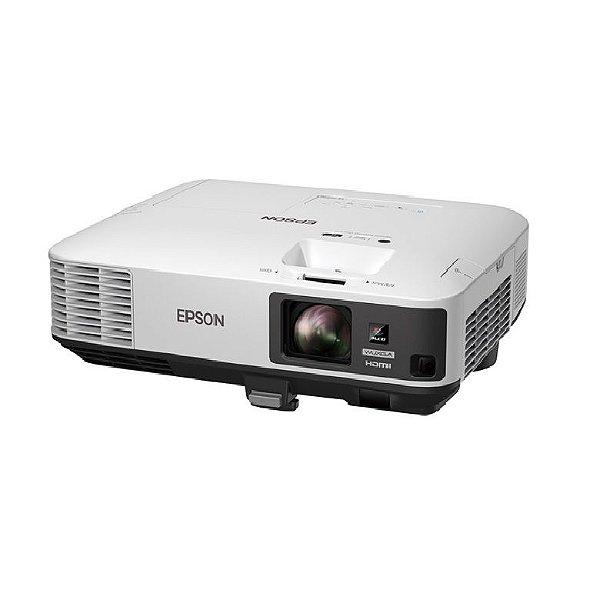 Projetor Epson PowerLite 2250U 5000 lumens WUXGA Full HD widescreen