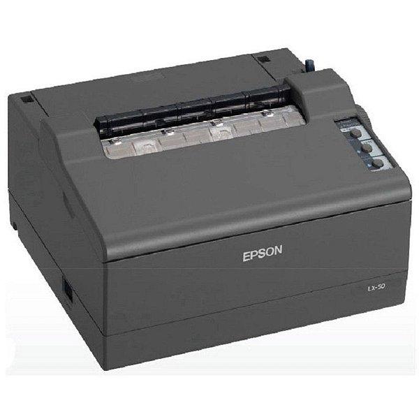 Impressora Epson LX-50 220v - Cinza