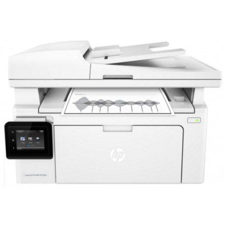 Impressora HP LaserJet Pro M130FW Multifuncional WiFi 220V