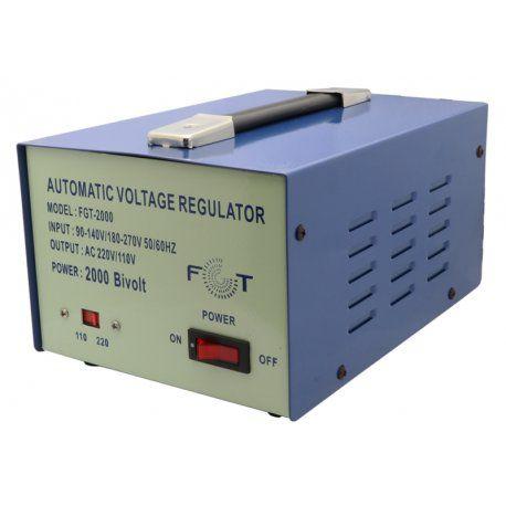 Estabilizador de Voltagem FGT FGT2000 110-220Volts