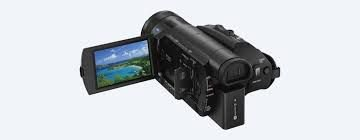 FILMADORA SONY PRO FDR AX700 4K ULTRA.HD.BK