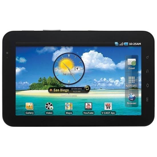 Tablet Samsung Galaxy I-800 Wifi