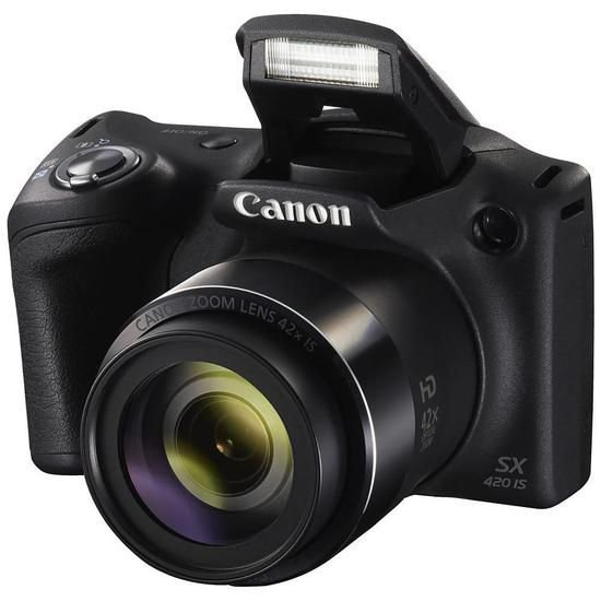 "Câmera Digital Canon Powershot SX420 20MP 3.0"""