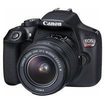 Câmera Digital Canon Rebel EOS-T6 18MP 3.0