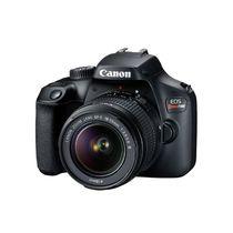 "Câmera Digital Canon EOS Rebel T100 18MP 2.7"" Lente EF-S 18-55MM III"