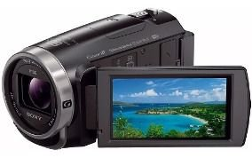 Filmadora Sony HDR-CX675 Full HD 32GB