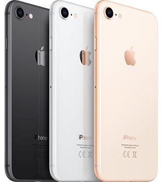 Apple Iphone 8 (Várias Cores)