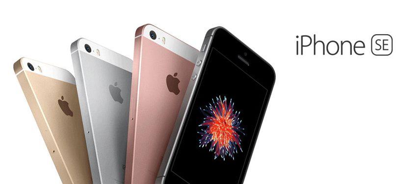 Apple Iphone SE (Várias Cores)