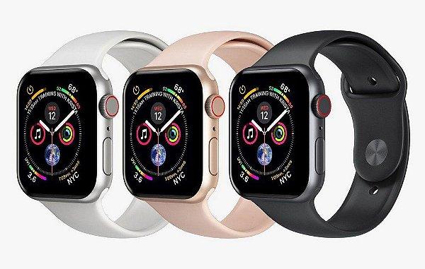 Relógio Apple Watch Series 4 44MM 4G (Várias Cores)