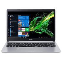 """Notebook Acer Aspire 5 A515-54-51DJ Intel Core i5 1.6GHz / Memória 8GB / SSD 256GB / 15.6"""" / Windows 10"""