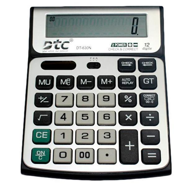 Calculadora DTC DT-630N