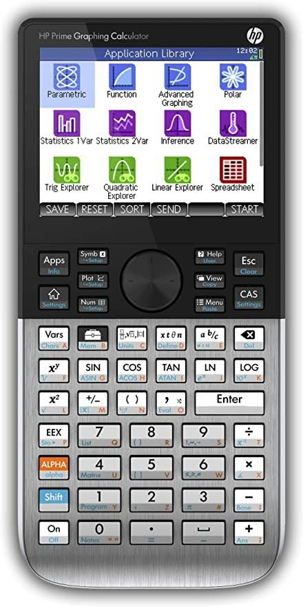Calculadora Grafica HP V2 Touch