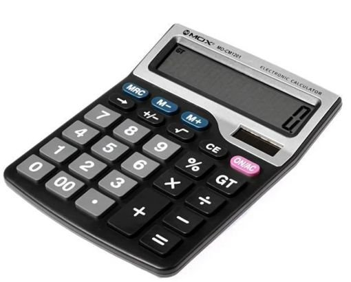 Calculadora Mox MO-CM1201
