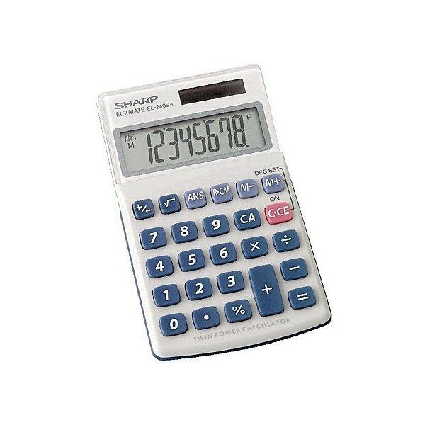 Calculadora Sharp EL-240SAB