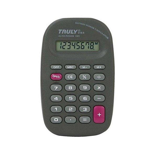 Calculadora Truly 318-8