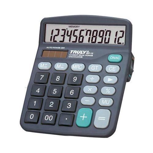 Calculadora Truly 837A-12