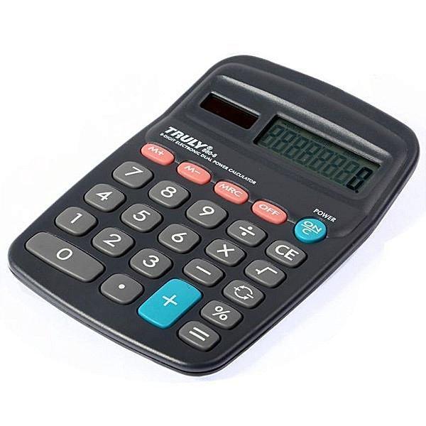 Calculadora Truly 860-8